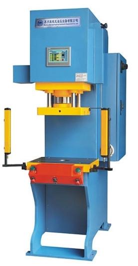 C型(弓型)伺服油压机